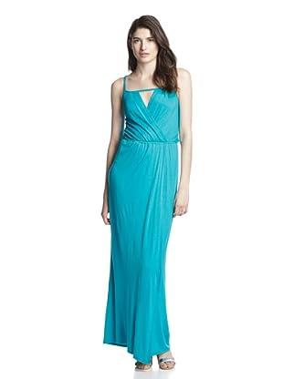 Single Women's Claudette Maxi Dress (Jade)
