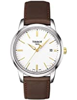 Tissot Classic Dream Analog White Dial Men's Watch T0334102601101