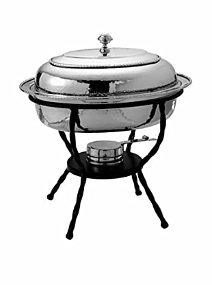 Old Dutch International 6-Qt. Stainless Steel Chafing Dish, Polished Nickel
