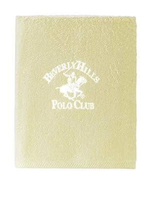 Beverly Hills Polo Club Handtuch (gelb)