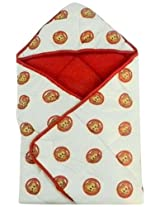 Beebop Baby Wrapper - Lion (Red)