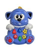 Mee Mee Cute Pup, Multi Color