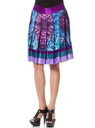 Custo Falda Burton (Multicolor)