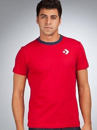 Converse Camiseta T-Muse (Rojo)