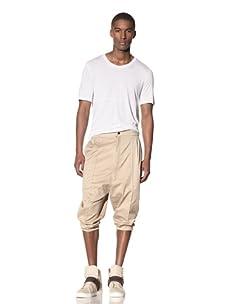 B: Scott Men's Extended Rise Shorts (Khaki)
