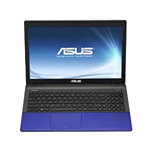 Asus K55VD-SX314D 15.6-inch Laptop (Dark Indigo (Glossy (IMR)) without Laptop Bag
