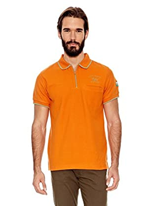 National Geographic Polo Utyl Zip