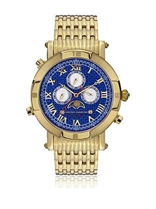 Chrono Diamond Uhr mit schweizer Quarzuhrwerk Man 11800Br Ikaro 44 mm