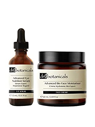 DR BOTANICALS Gesichtspflege Kit 2 tlg. Set Advanced Nutrition+Advanced Bio