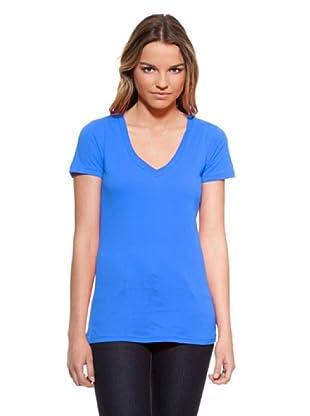 Timeout Camiseta Pico (Azul)