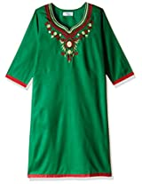 Atayant Women's Straight Kurta