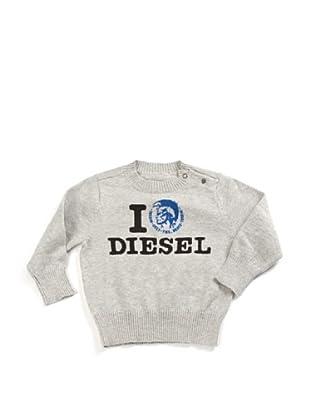 Diesel Baby Pullover (Hellgrau)