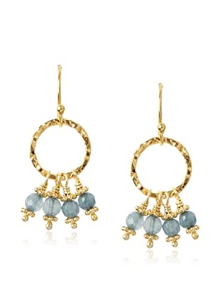 Robindira Unsworth Angelite Chandelier Earrings