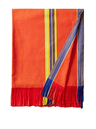 Nomadic Thread Society East African Beach & Bed Throw, Red