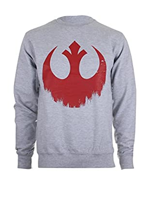 STAR WARS Felpa Distressed Rebel Logo