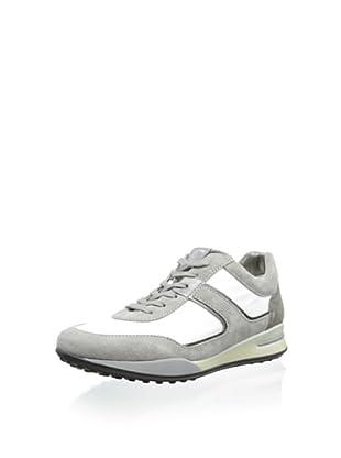 Tod's Men's Project Sneaker (Grey-White)
