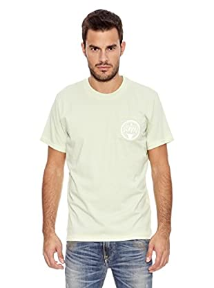 Pepe Jeans London Camiseta Caracas (Verde Claro)