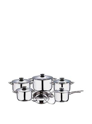 Blaumann Batería De Cocina 12 Pzs Con Tapadera