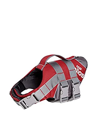 Helios Splash-Explore Outer Performance 3M Reflective Adjustable Dog Harness & Life Jacket