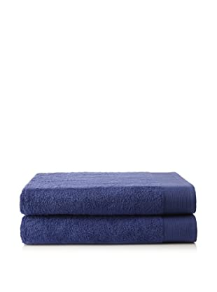 Schlossberg Sensitive 2 Piece Bath Sheet Set (Pacific)