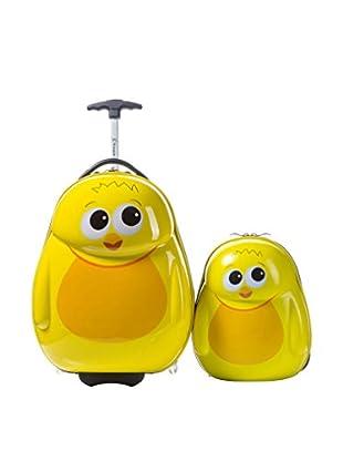 Babyauto Kinder Trolley & Schulranzen Chick