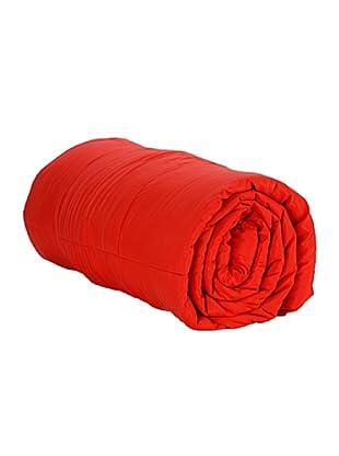 Mantas Mora Nórdico COMBI COLOR (Rojo)