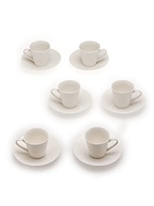 Tognana 6 Tazze Caffè Zaffiro