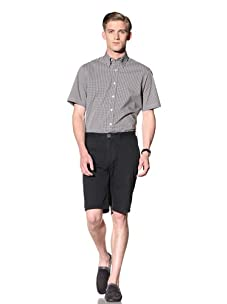 Report Collection Men's Twill Short (Navy)