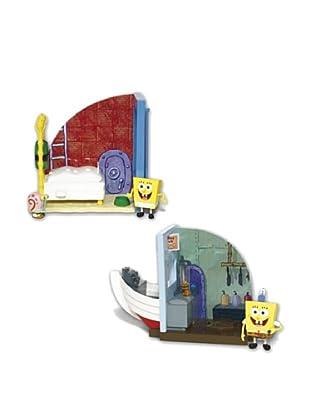 Simba Mini Playset - El Cuarto de Bob Esponja Bob Esponja