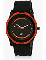 Killer Black Dial Watch for Mens (KLW5009G)