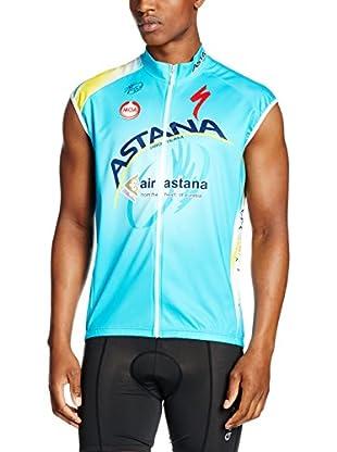 MOA Chaleco para Ciclismo Astana