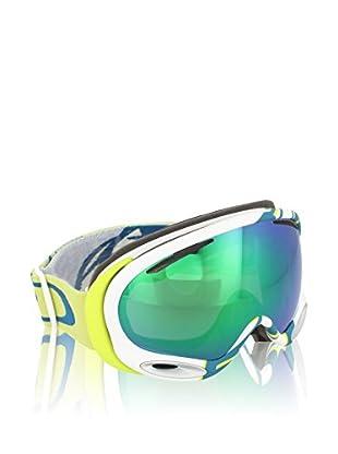 Oakley Skibrille A-Frame 2.0 Mod. 7044 Clip gelb/weiß