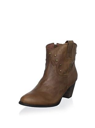 Corso Como Women's Adona Ankle Boot (New Brandy Havana)