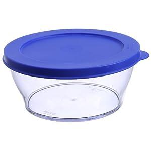 Tupperware Clear Medium Bowl
