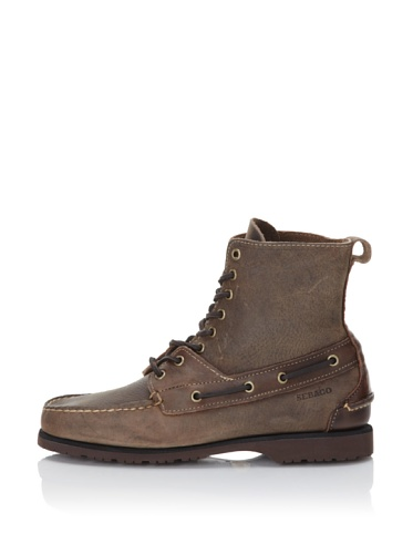 Sebago Men's Franklin High Boot (Brown)