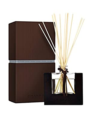 CHANDO Urban Collection Aromatic Reed Diffuser with 4-Oz. Mediterranean Blue Fragrance
