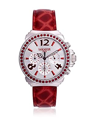 Lancaster Reloj de cuarzo Woman Pillo Fantasy Leather 40.0 mm