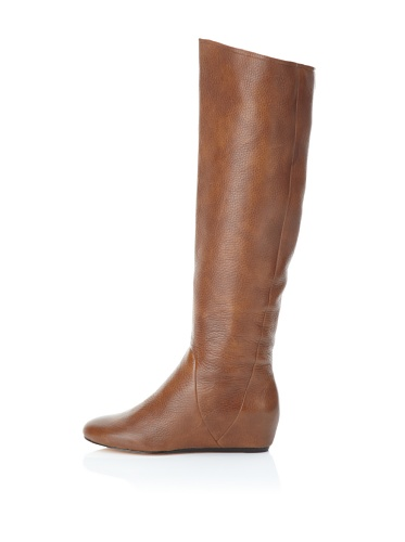 Dolce Vita Women's Daphne Knee-High Boot (Mid Brown)