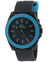 Quiksilver Analog Black Dial Men's Watch - QS-1015-BKBL