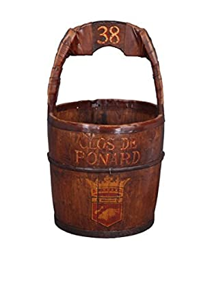 The Grape Picker's Barrel