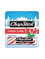 Chap Stick Candy Cane, 0.15oz (Pack Of 3)
