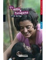 Un Estiu a Tacugama / A Tacugama Summer (Llibres Infantils I Juvenils. Antaviana Blava/ Children's Books. Antaviana Blava)