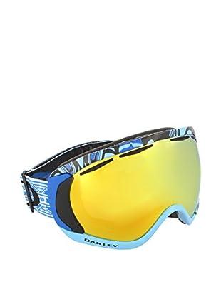 OAKLEY Skibrille OO7047-59 blau