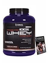 Ultimate Nutrition Prostar 100% Whey Protein - 5.28 lbs (Cocoa Mocha)