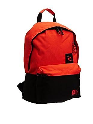 Rip Curl Mochila Curl Mens Dome Owen Backpack (Rojo)