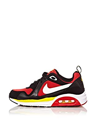 Nike Zapatillas Air Max Trax (Gs) (Negro / Rojo)