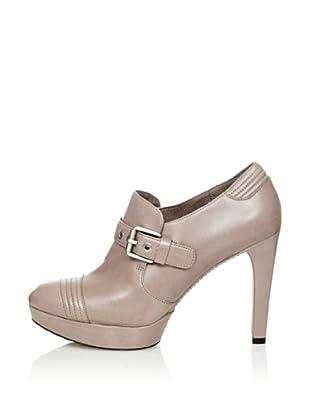 Rockport Zapatos Abotinados Tacón Janae (Rosa)