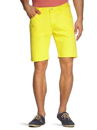 Campus Shorts (Gelb)