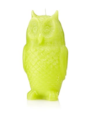 Zodax Standing Owl Figural Candle