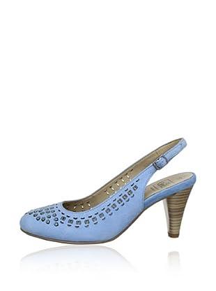 Caprice  Zapatos Evelina (Celeste)